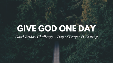 Good Friday Challenge
